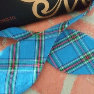 Cremieux 100% Cotton Bow Tie Paid Country Club NWT